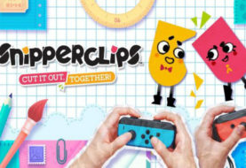 Snipperclips Plus: Diamoci un taglio! in uscita su Switch