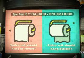 I risultati dello Splatfest sulla carta igienica!