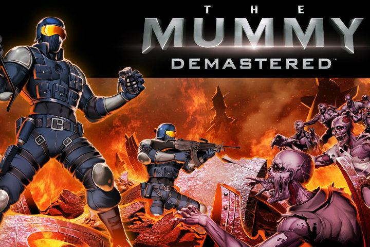 The Mummy Demastered si mostra in video