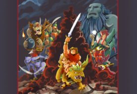 Tiny Barbarian DX - Recensione