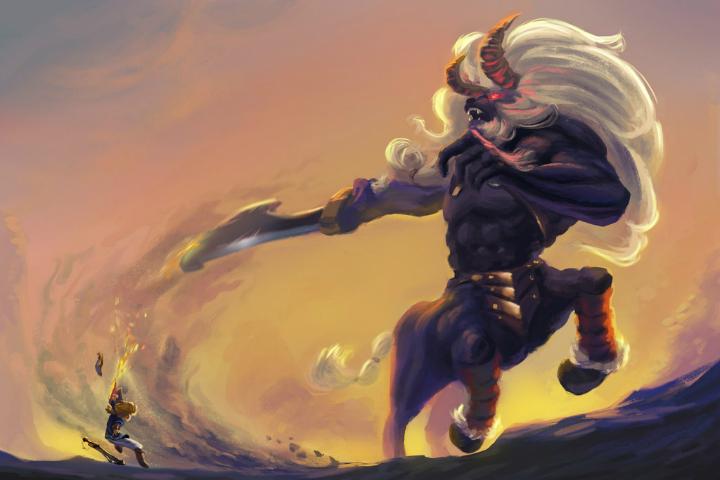 The legend of Zelda: Breath of the Wild – Come sconfiggere un Lynel