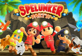 Spelunker Party! E' ora disponibile su Switch e Steam