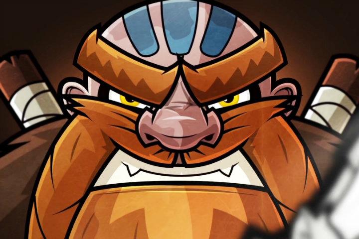 Wulverblade in arrivo il prossimo 12 ottobre su Nintendo Switch