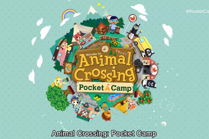 Animal Crossing: Pocket Camp svelato nel Direct di oggi