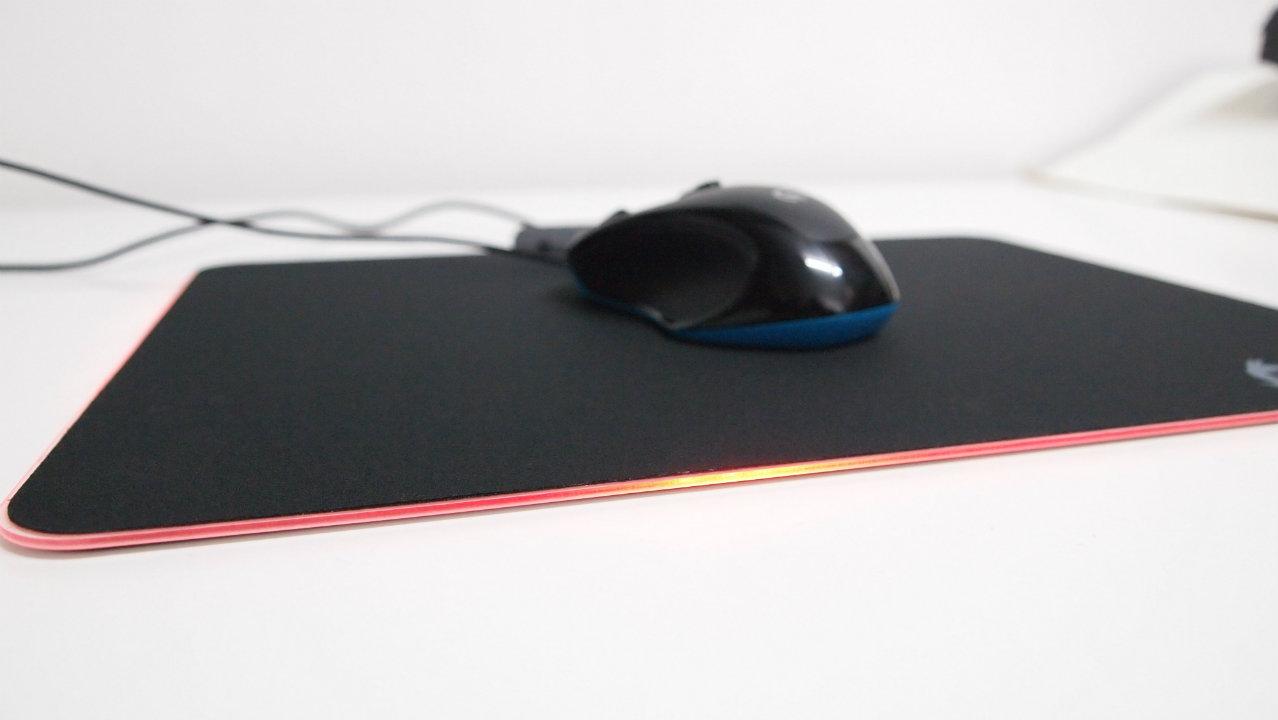 KLIM Mousepad RGB Chroma