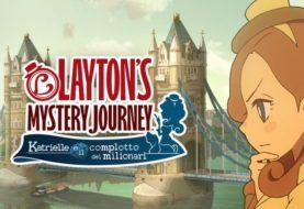 Layton's Mistery Journey - Katrielle e il complotto dei Milionari - Recensione