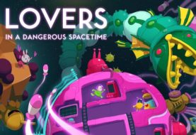 Lovers in a Dangerous Spacetime - Recensione