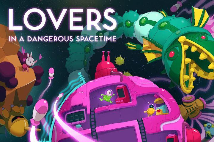 Lovers in a Dangerous Spacetime – Recensione