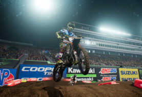 Monster Energy Supercross annunciato per Nintendo Switch