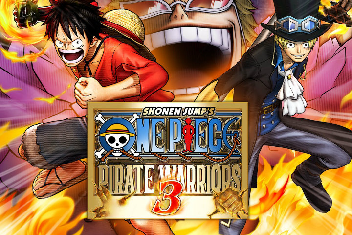 One Piece: Pirate Warriors 3 Deluxe Edition in arrivo su Switch