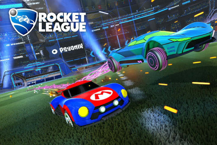 Rocket League, Psyonix annuncia il crossplay dal 2019