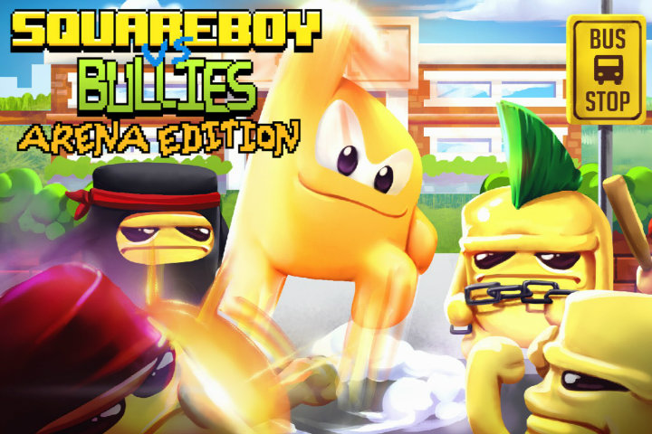 Squareboy vs Bullies: Arena Edition – Recensione