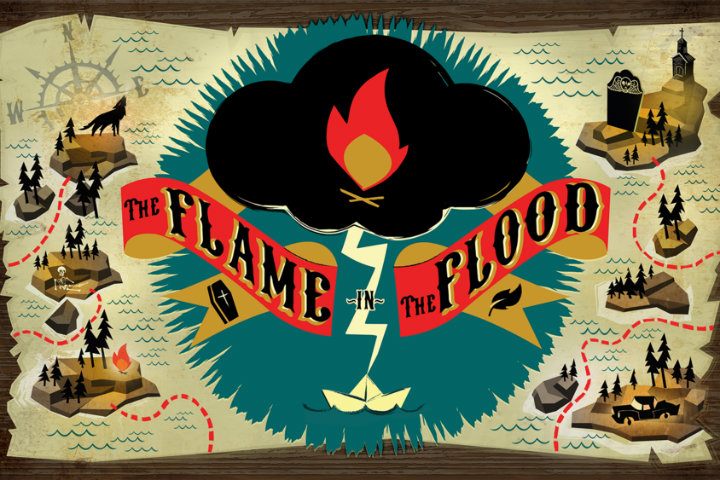 The Flame in the Flood gratis su Humble Bundle