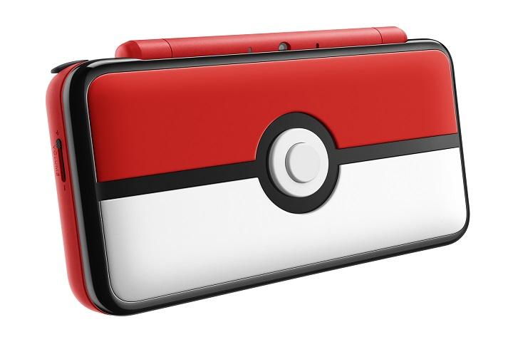 "È Arrivato New Nintendo 2DS XL ""Poké Ball Edition"""