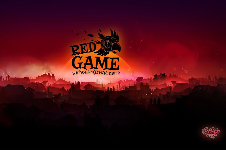 Red Game Without a Great Name header