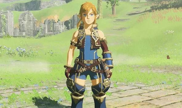 Xenoblade Chronicles 2: Zelda DLC