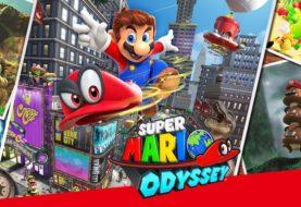 Un concorso a tema Super Mario Odyssey con in palio tanti premi!