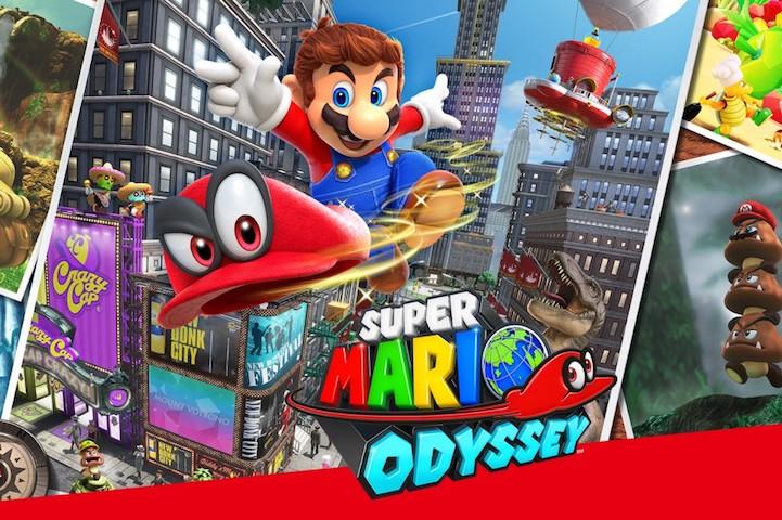 Super Mario Odyssey: rilasciato l'ultimo DLC sui costumi