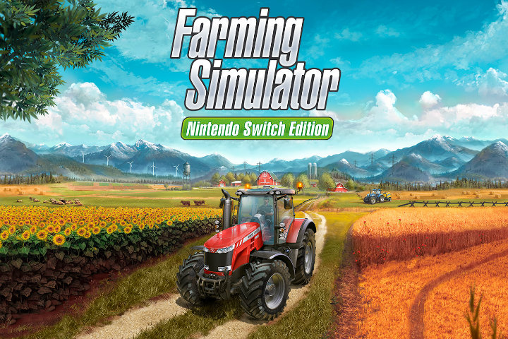 Farming Simulator: Nintendo Switch Edition – Recensione