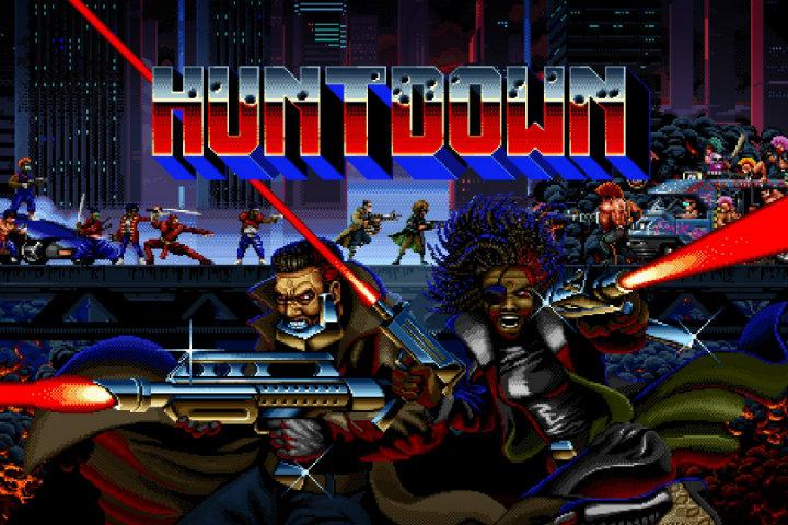 Huntdown in arrivo su Nintendo Switch!