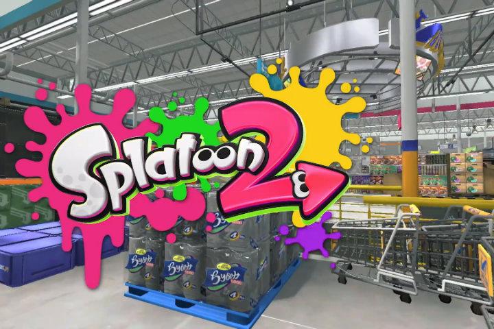 Splatoon 2: In arrivo due corposi aggiornamenti!