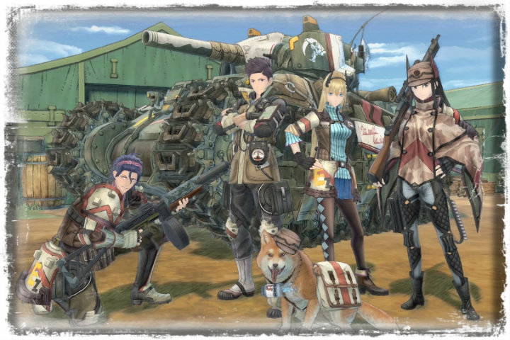 Valkyria Chronicles 4: Arrivo previsto anche per l'occidente