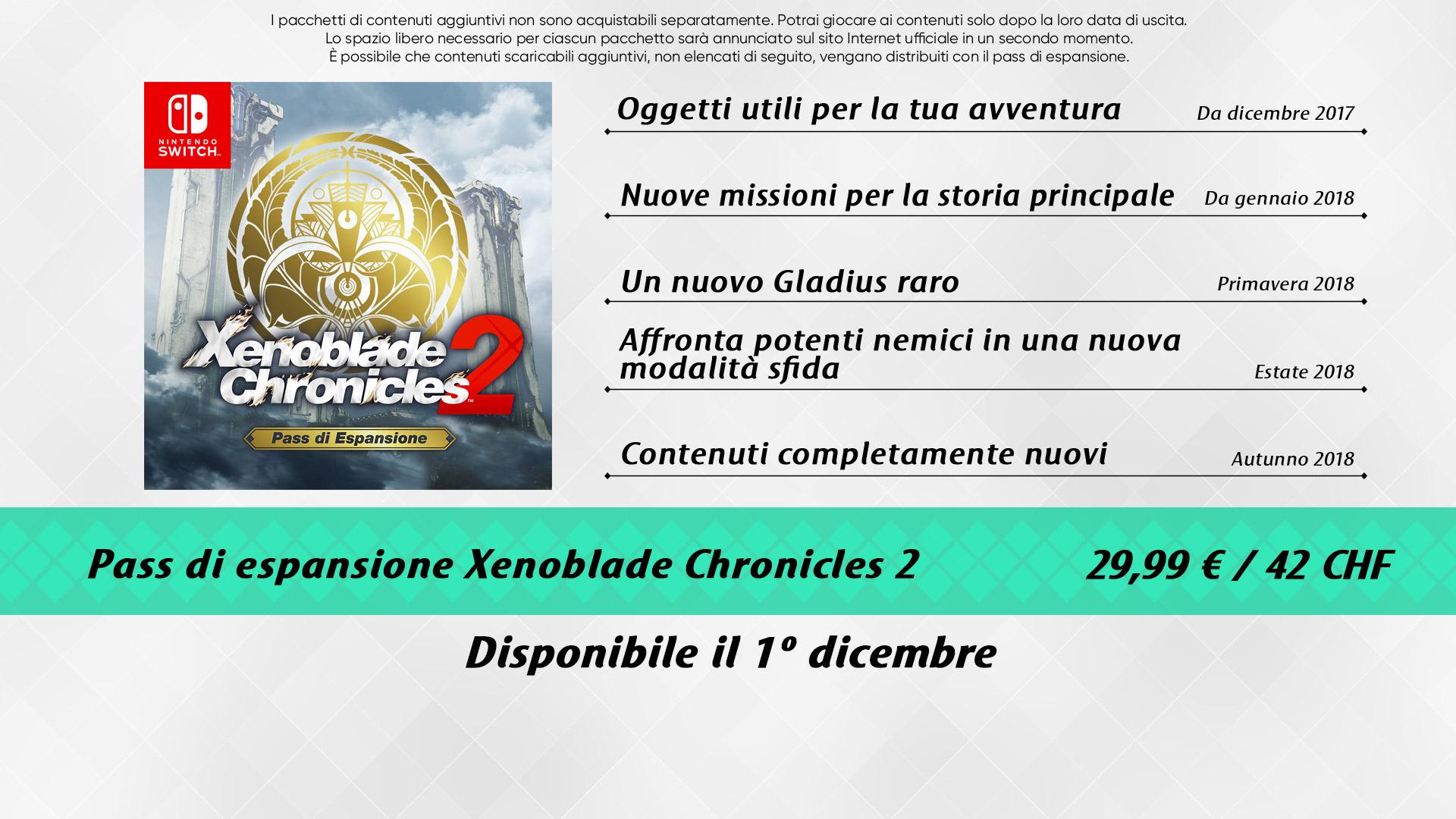 Xenoblade Chronicles 2: Season Pass
