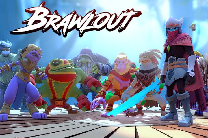 Brawlout ha superato i 50.000 giocatori su Nintendo Switch!