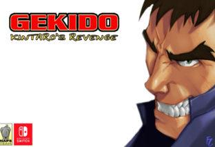 Confermata prossimamente l'uscita di Gekido Kintaro's Revenge per Nintendo Switch!