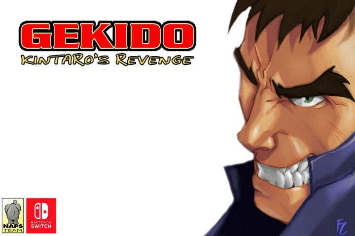 Gekido Kintaro's Revenge arriverà il 22 marzo su Nintendo Switch!
