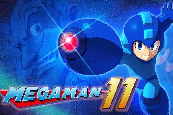 Capcom annuncia a sopresa Mega Man 11, anche per Nintendo Switch
