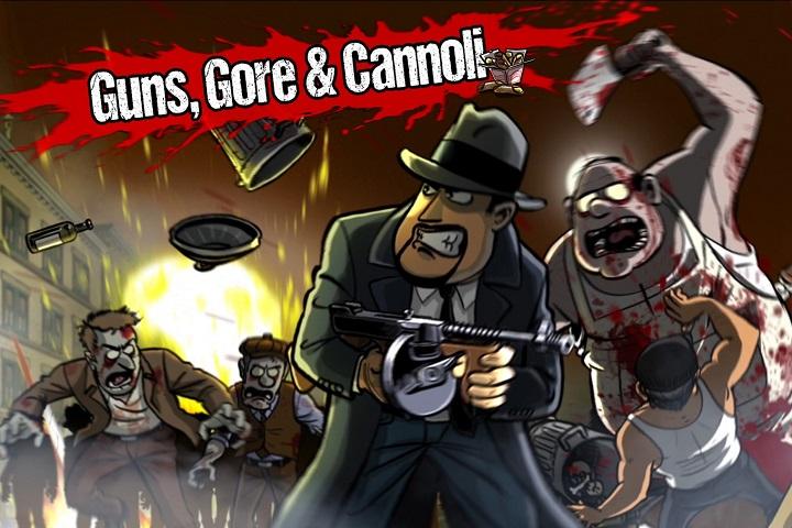 Guns, Gore & Cannoli – Recensione