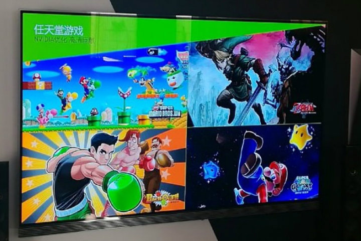 Giochi Wii riproducibili su NVIDIA Shield in Cina