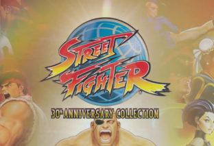 Street Fighter 30th Anniversary Collection avrà una modalità esclusiva per la versione Switch