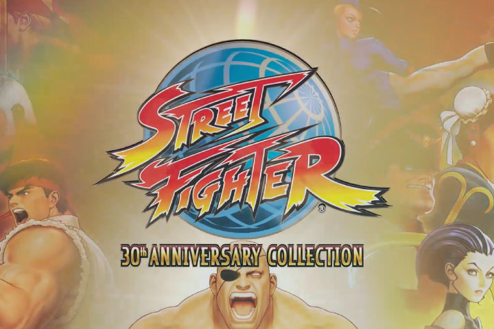 Street Fighter 30th Anniversary Collection in arrivo su Switch