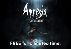 Amnesia Collection gratis su HumbleBundle