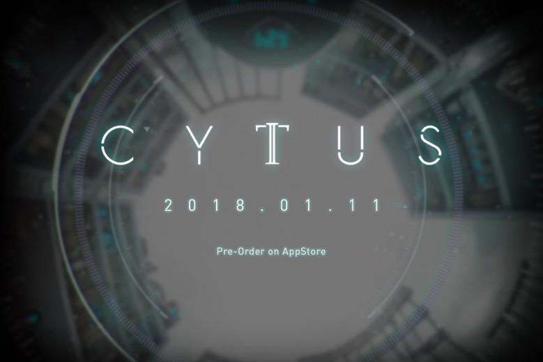 Cytus II è in preordine sull'App Store!