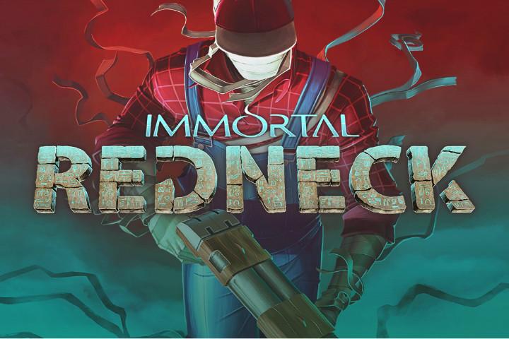 Immortal Redneck uscirà a febbraio per Nintendo Switch!