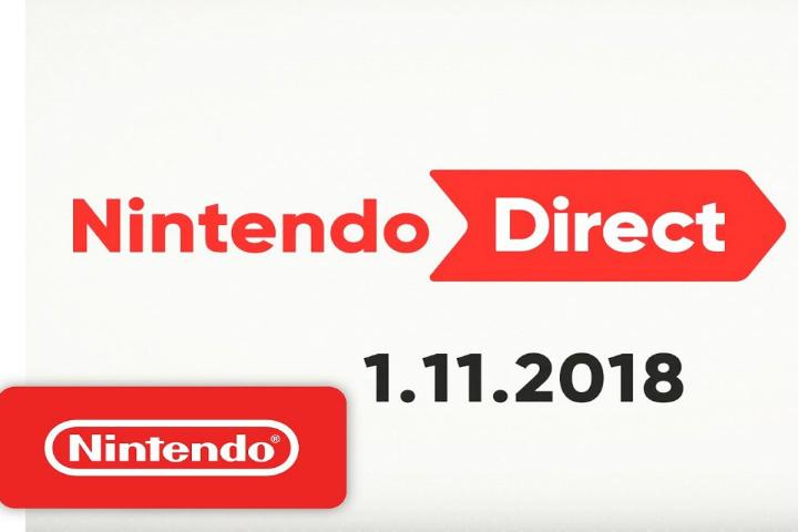 Nintendo Direct di gennaio: ecco la lista di tutti gli annunci!