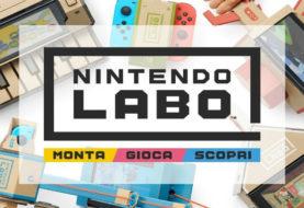 Nintendo Labo: +1,4 miliardi di dollari aggiunti al valore di mercato di Nintendo!
