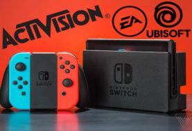 Un'infografica mostra i giochi in programma per il 2018 di Nintendo Switch