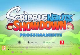 Scribblenauts Showdown arriverà a marzo su Nintendo Switch!