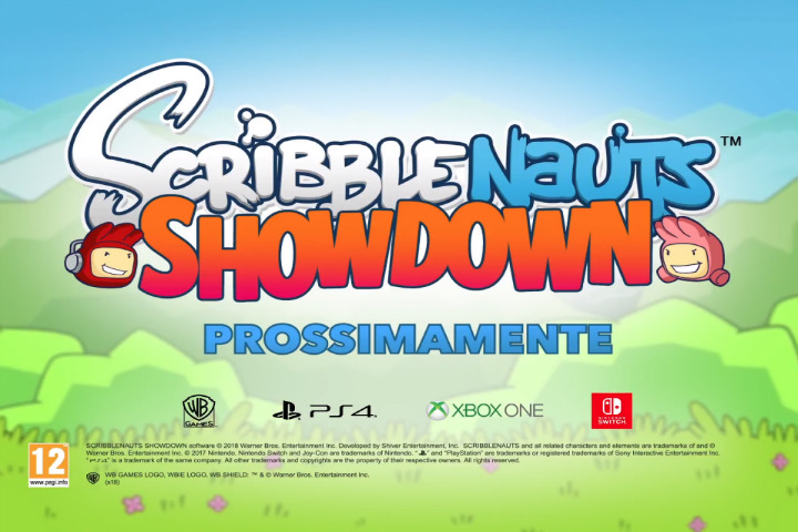 Scribblenauts Showdown arriverà a marzo su Nintendo Switch!