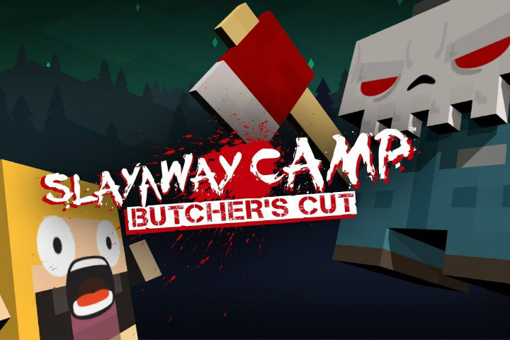 Slayaway Camp: Butcher's Cut arriverà il 22 marzo su Nintendo Switch!