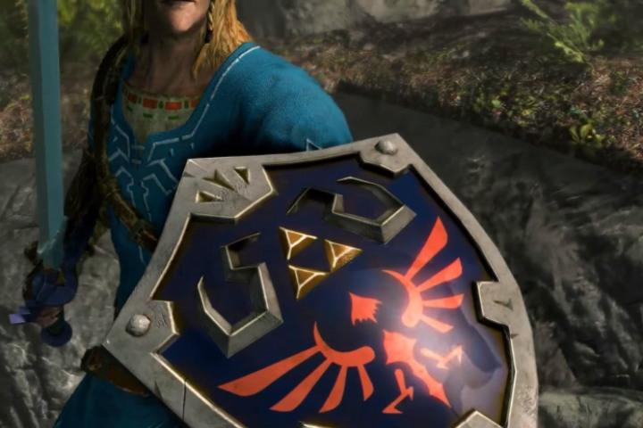 Come Skyrim ha influenzato Zelda Breath of the Wild