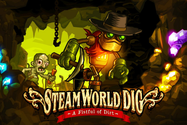 SteamWorld Dig, a Fistful of Dirt – Recensione