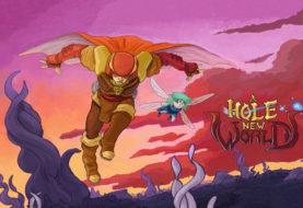 L'indie d'azione A Hole New World arriverà il 1° marzo su Nintendo Switch!