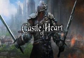Castle of Heart arriverà il 23 marzo in esclusiva su Nintendo Switch!
