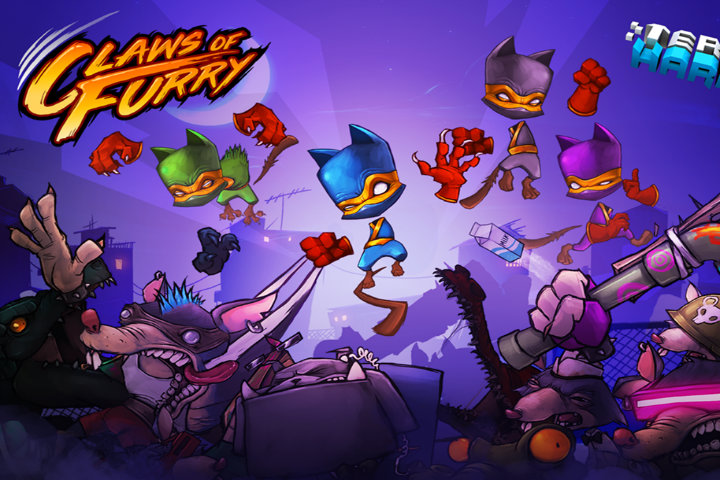 Claws of Furry affilerà gli artigli il 4 settembre su Nintendo Switch!