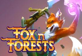 L'indie 16 bit Fox n Forests uscirà in primavera su Nintendo Switch!